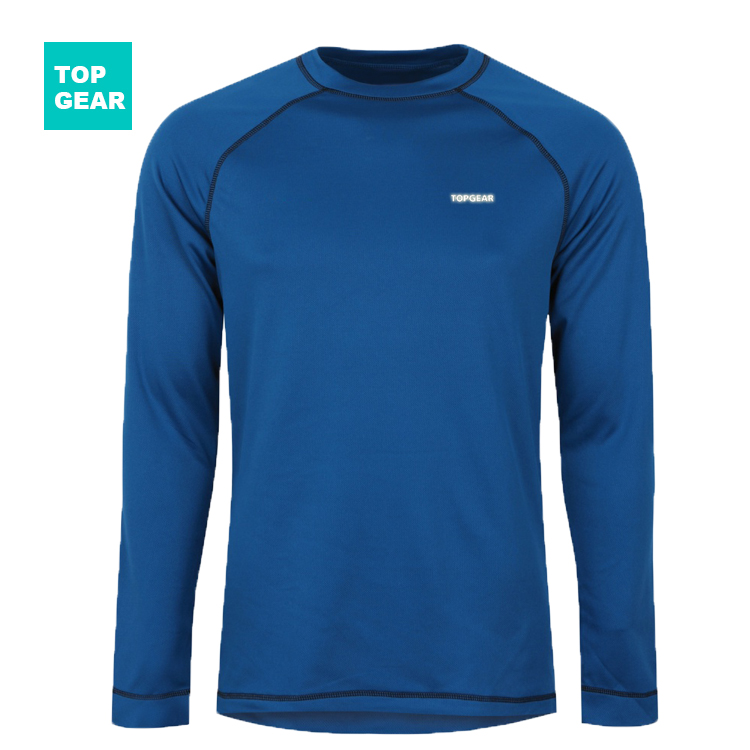 men's running wear with long sleeve