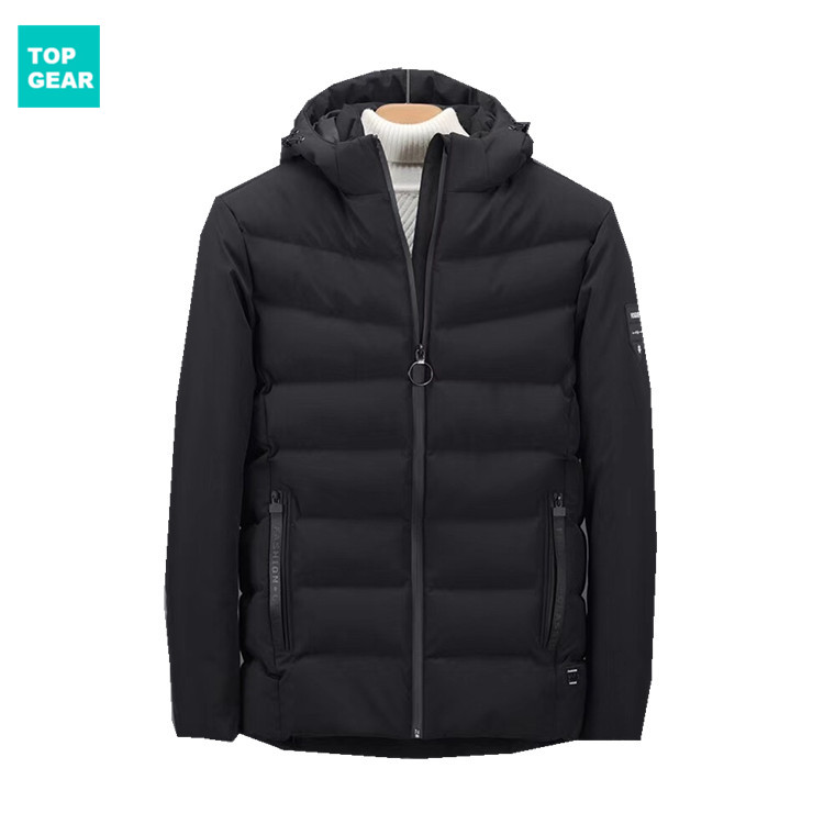 Men's padded jacket-- HOT !