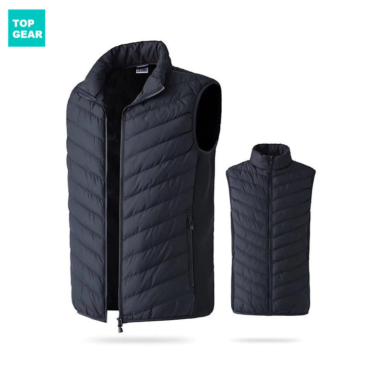 Men's heating vest -- HOT !